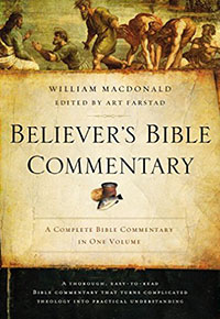 Believers Bible Commentary Second Edition