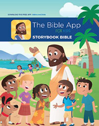 Bible App For Kids Storybook Bible HC