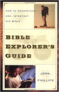 Bible Explorers Guide