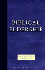 Biblical Eldership  ECS