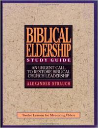 Biblical Eldership Study Guide