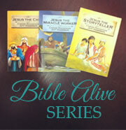 Bible Alive Series