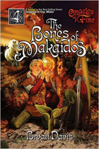 Bones Of Makaidos (Oracles Of Fire #4)