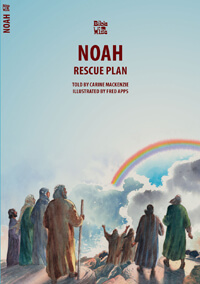 Noah The Rescue Plan (Bible Wise Series)