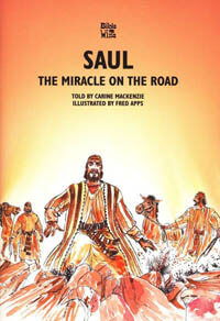 Saul Miracle on the Road (Bible Wise Series)