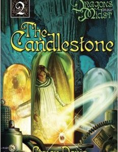Candlestone (Dragons In Our Midst #2)