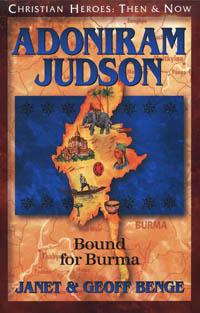 C.H. Adoniram Judson: Bound for Burma