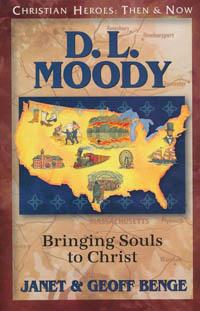 C.H. D.L. Moody Bringing Souls To Christ