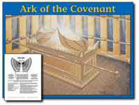 Chart: Ark of the Covenant, The (Laminated)