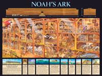 Chart: Noahs Ark (Laminated)