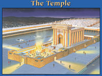 Chart: Temple, The (Laminated)
