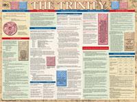Chart: Trinity, The (Laminated)