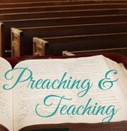 Preaching/Teaching