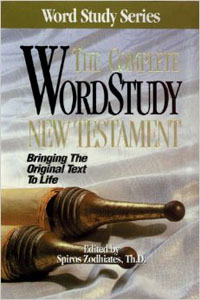 Complete Word Study New Testament