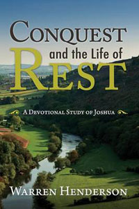 Conquest and the Life of Rest (Dev Study Joshua)