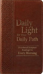 Daily Light Devotional  (ESV)