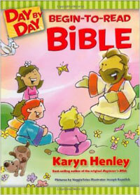 Day by Day Begin to Read the Bible HC