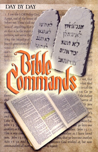 Day by Day: Bible Commands