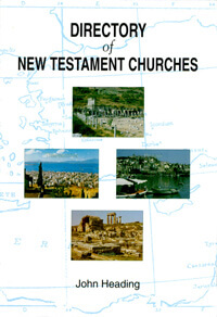 Directory of New Testament Churches, A