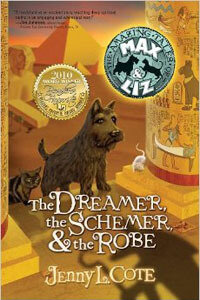 Amazing Tales of Max & Liz #2: Dreamer, Schemer & the Robe