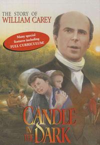 DVD Candle In The Dark Story of William Carey