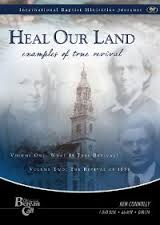 DVD Heal Our Land: Examples of True Revival