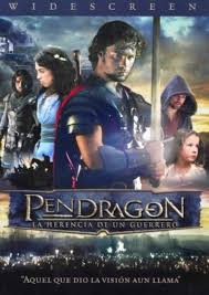 DVD Pendragon Sword Of His Father