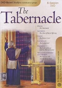 DVD Tabernacle 6 Session For Groups or Individual Study