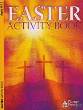 Easter Activity Book Ages 8-12
