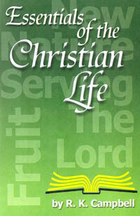 Essentials of Christian Life