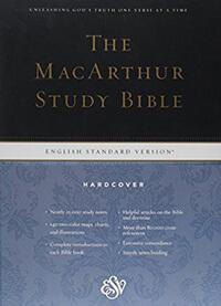 ESV MacArthur Study Bible HC