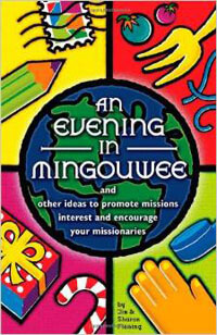 Evening In Mingouwee (ideas for Missions Interest) ECS