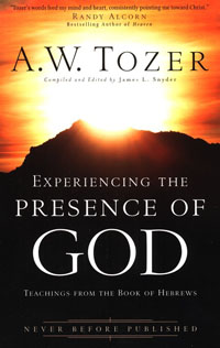 Experiencing The Presence of God (Teaching From Hebrews)