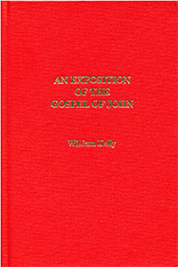 Kelly: Exposition of Gospel of John