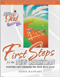 Following God: First Steps for the New Christian