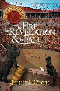 Epic Order Of The Seven #4 Fire The Revelation & The Fall