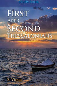 First and Second Thessalonians Study Book