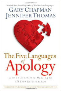 Five Languages of Apology HC