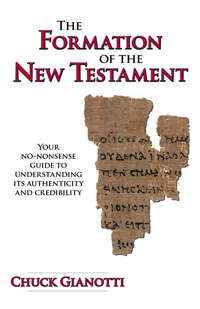 Formation of the New Testament  ECS
