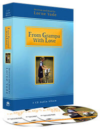 Audio From Grampa with Love: (3 CD Set)