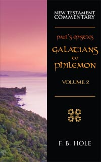 Pauls Epistles Galatians to Philemon Volume 2