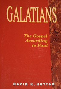 Galatians The Gospel According to Paul