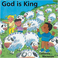 God is King (coloring book)