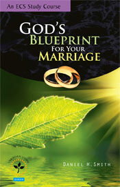 Gods Blueprint for Your Marriage  ECS