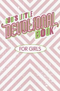Gods Little Devotional Book for Girls