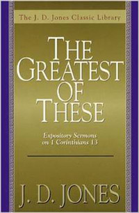 Greatest of These, The (1 Corinthians 13)