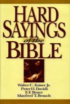Hard Sayings of the Bible HC