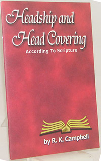 Headship and Head Covering