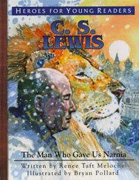 HFYR C.S. Lewis Man Who Gave us Narnia HC