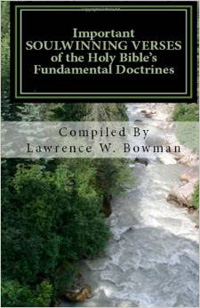 Important Soulwinning Verses of the Holy Bibles Fundamental